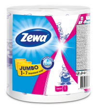 Zewa Паперові рушники  Дизайн Jumbo