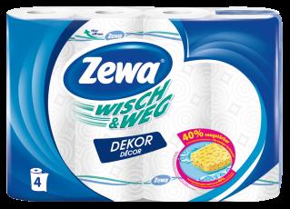 Zewa Wisch & Weg Dekor