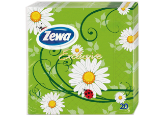 Zewa Exclusive Ladybug 20 pcs