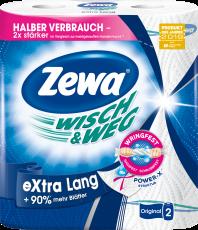 Zewa Wisch&Weg eXtra Lang Original